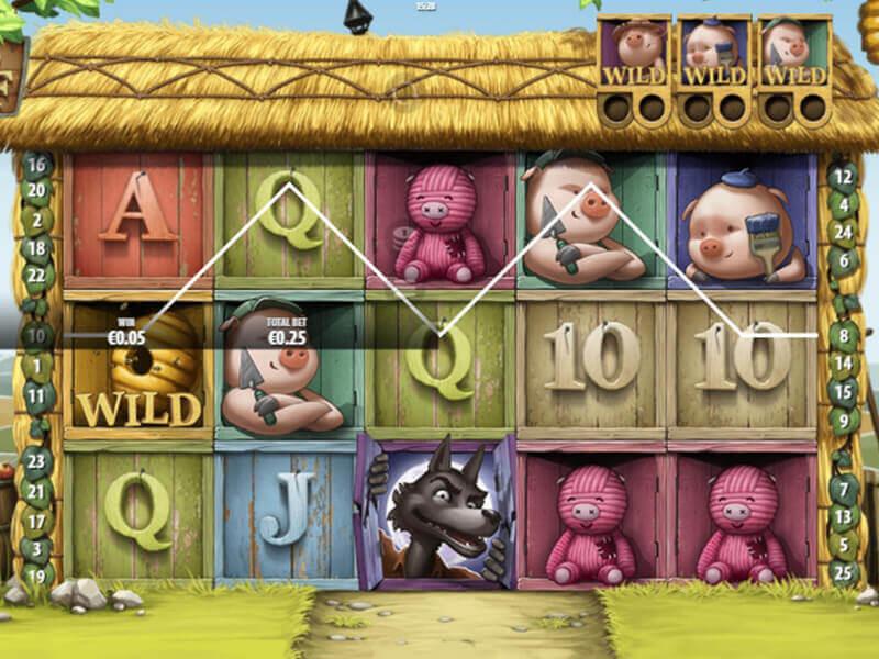 Pelaa Big Bad Wolf Ilmainen Slot Online